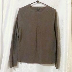 Men's Banana Republic 100% Cotton Knit Sweater *